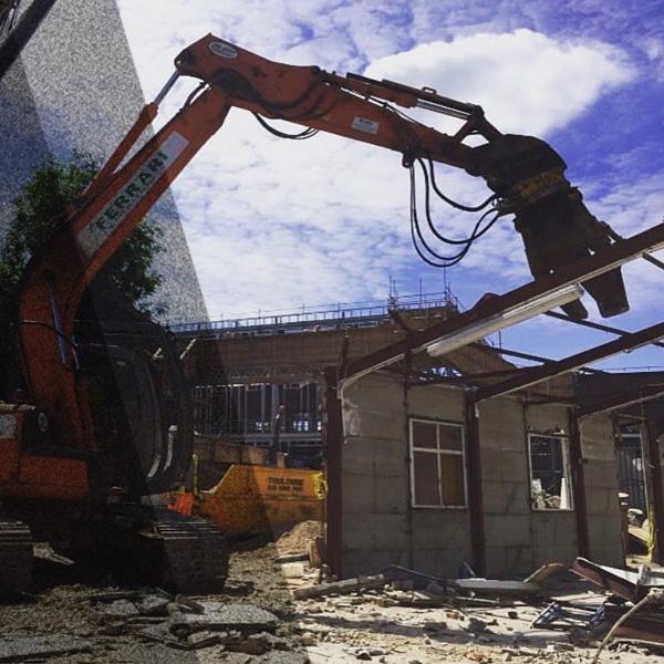 Ferrari-demolition